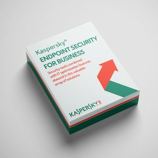 Kaspersky Endpoint Security for Business - Select Brazilian Edition, 10-14 Node 1 year Base License