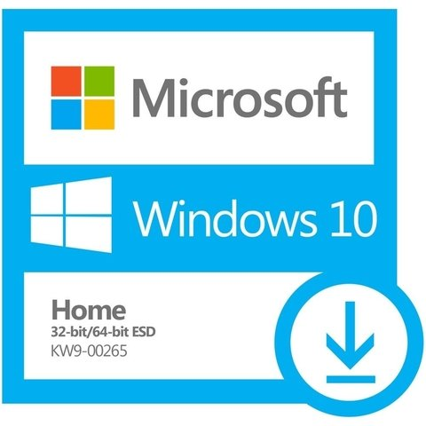 Windows Home 10 32/64 ESD Download - KW9-00265