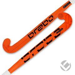 Palo de Hockey BRABO WTB Elite X-4 90% Carbono Orange 37.5""