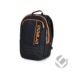 MOCHILA HOCKEY BRABO Traditional Black Orange