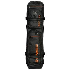 Funda Hockey Brabo Elite Black Orange New - comprar online