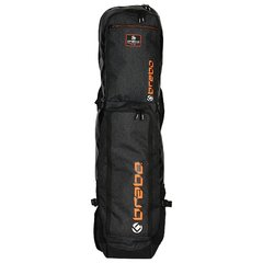 Funda Hockey Brabo Traditional Black Orange New - comprar online