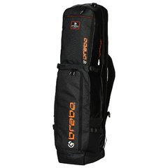 Funda Hockey Brabo Traditional Black Orange New