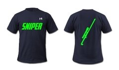 "Remera HR ""Sniper"" Hockey"