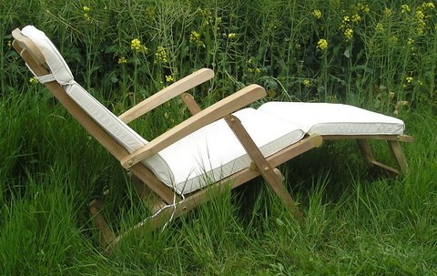 Reposera / Silla reclinable - The Gardener Theme