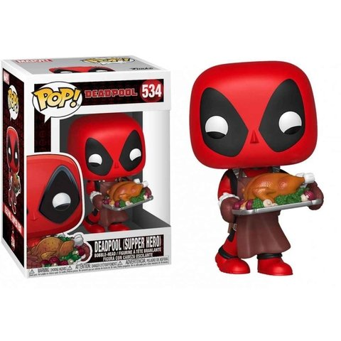 Funko POP - Deadpool 534