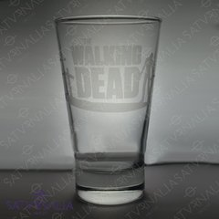 Vasos de vidrio de The Walking Dead - Saturnalia