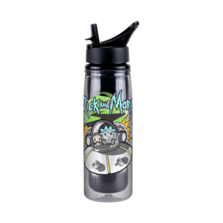 Botella Funko Rick And Morty Spaceship 20 oz