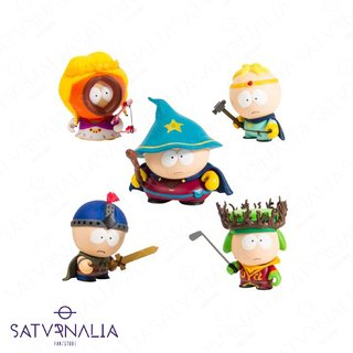Figuras de South Park de The Stick of Truth