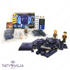 Doctor Who TARDIS Mini Construction Playset - comprar online