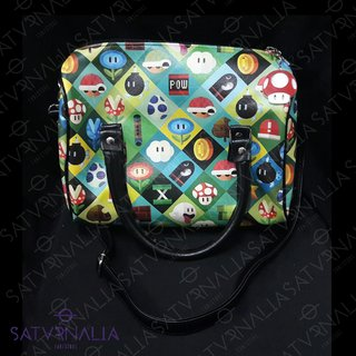 Cartera baúl Super Mario Bros