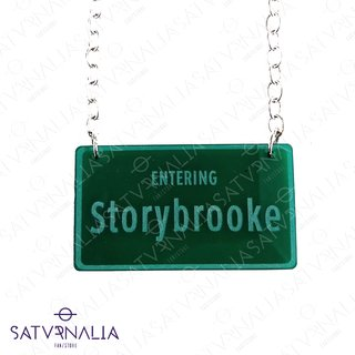 Collar Storybrooke - Once Upon a Time