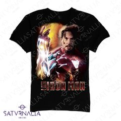 Remera Iron Man - Avengers Endgame