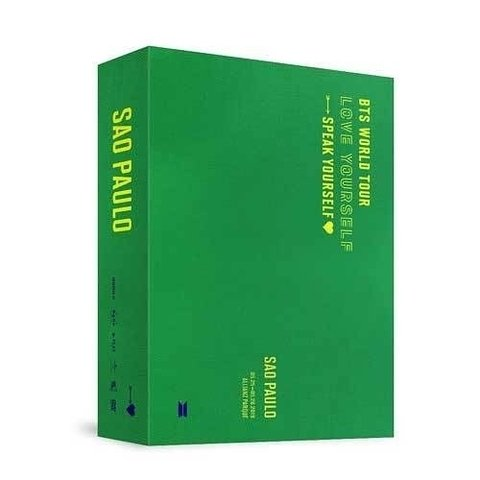 BTS - BTS WORLD TOUR 'LOVE YOURSELF : SPEAK YOURSELF' SAO PAULO DVD - Incluye Beneficio de Pre-Venta