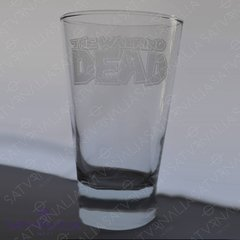 Vasos de vidrio de The Walking Dead
