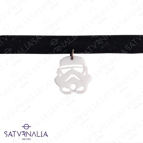 Choker Stormtrooper - Star Wars
