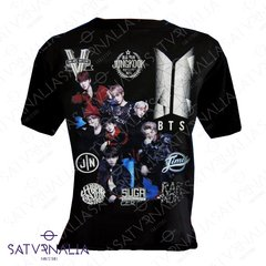 Remera BTS Face Yourself