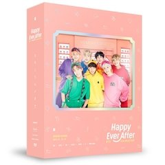 BTS - 4th MUSTER Happy Ever After - 3 DVD + Photobook + Photocard + Postcard