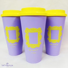 Vaso Coffee Yellow Frame - FRIENDS™ OFICIAL en internet