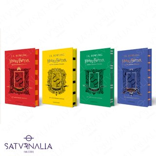 Harry Potter and the Chamber of Secrets - House Editions