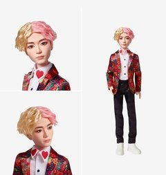 BTS Mattel Idol Fashion Dolls
