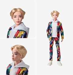 BTS Mattel Idol Fashion Dolls en internet