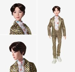 BTS Mattel Idol Fashion Dolls - Saturnalia