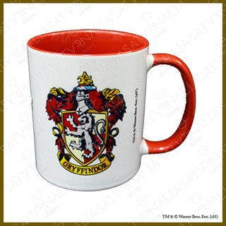 Taza Gryffindor porcelana DELUXE - Harry Potter Oficial