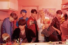 BTS - Map of the Soul: Persona en internet