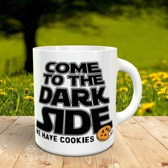 Taza Come to the Dark Side - Star Wars