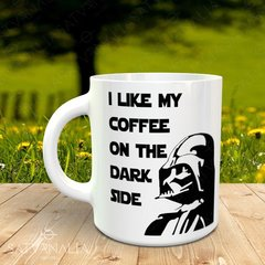 Taza Coffee Dark Side - Star Wars