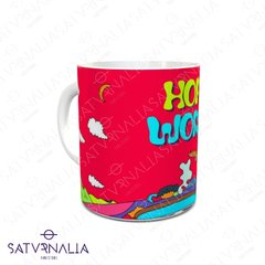 Taza porcelana Hope World - J Hope - BTS - comprar online