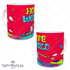 Taza porcelana Hope World - J Hope - BTS
