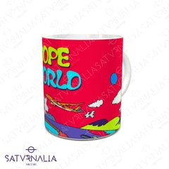 Taza porcelana Hope World - J Hope - BTS en internet
