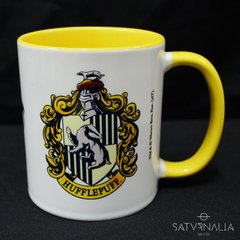 Taza Hufflepuff porcelana DELUXE - Harry Potter Oficial - comprar online