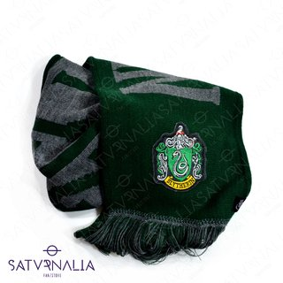 Bufanda escrita de Slytherin - HARRY POTTER OFICIAL