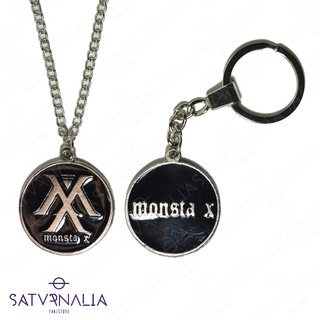 Collar/Llavero Monsta X