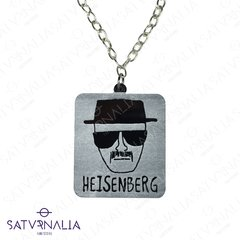 Collar Heisenberg - Breaking Bad