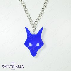 Collar Lobo Kindred - League of Legends