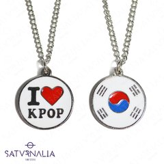 Collar I love KPOP
