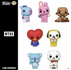 Funko POP de BT21 - BTS