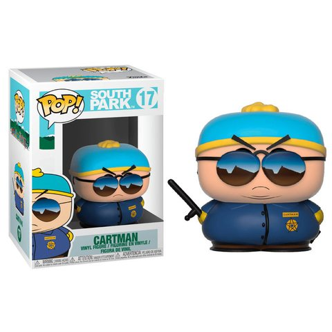 Funko POP - Cartman 17 - South Park - comprar online