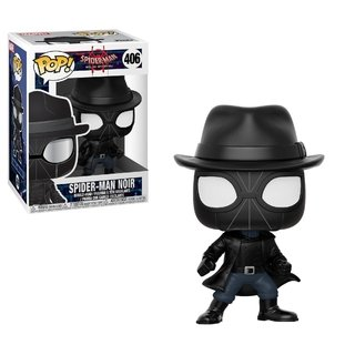Funko POP - Spiderman Noir - Into de Spider-verse