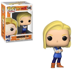 Funko POP Android 18 - Dragon Ball