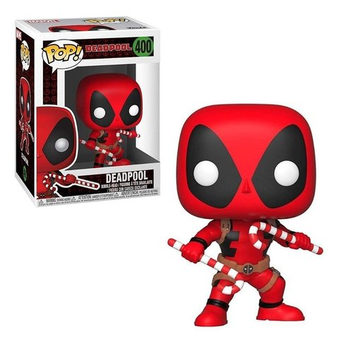 Funko POP - Deadpool navideño 400