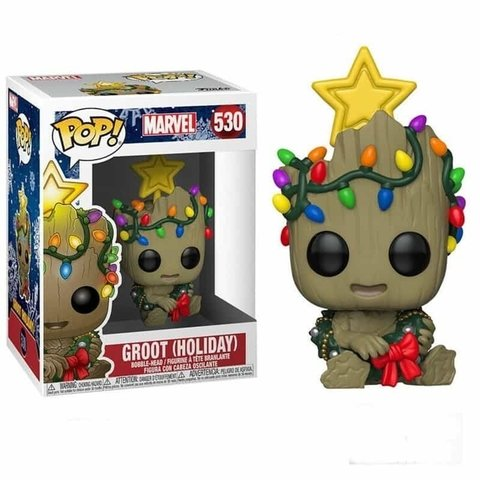 Funko POP - Groot 530 - Marvel