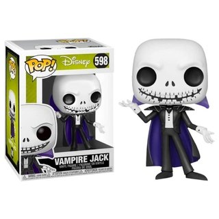 Funko POP - Vampire Jack - The Nightmare before Christmas