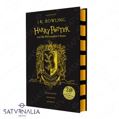 Harry Potter and the Philosopher's Stone - Edición 20 aniversario Hufflepuff