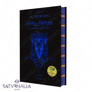 Harry Potter and the Philosopher's Stone - Edición 20 aniversario Ravenclaw
