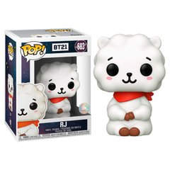 Funko POP de BT21 - BTS en internet